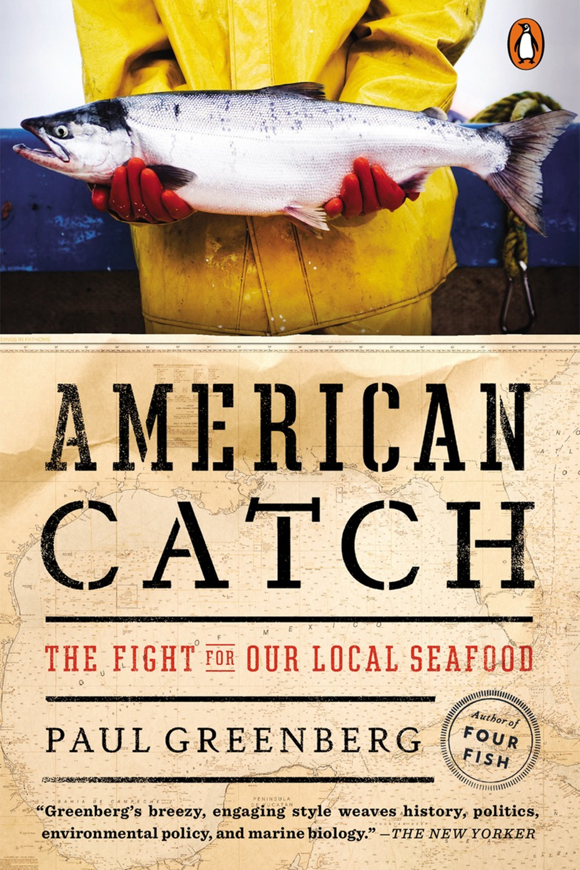 American Catch book cover