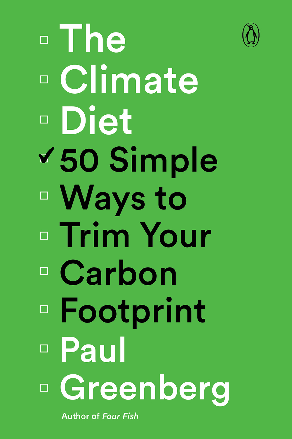 The Climate Diet book cover