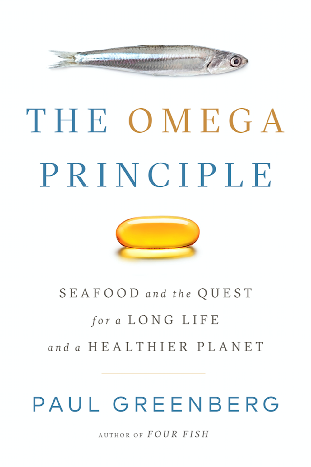 The Omega Principle book cover