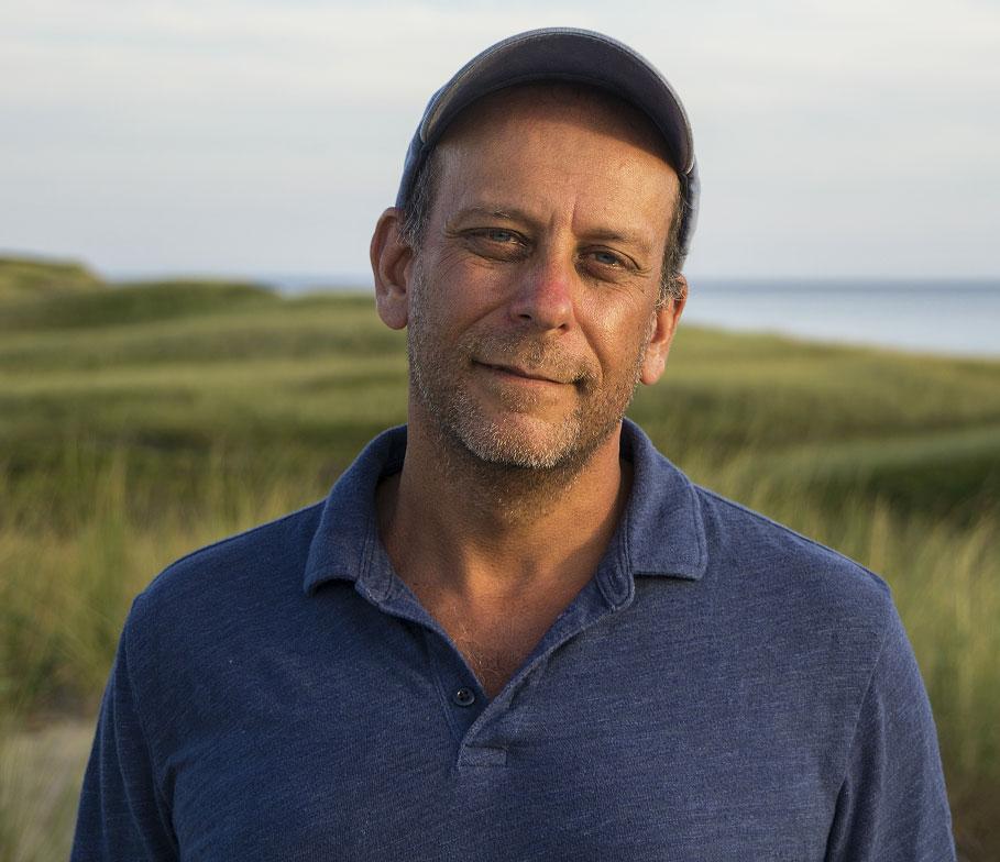 Paul Greenberg headshot